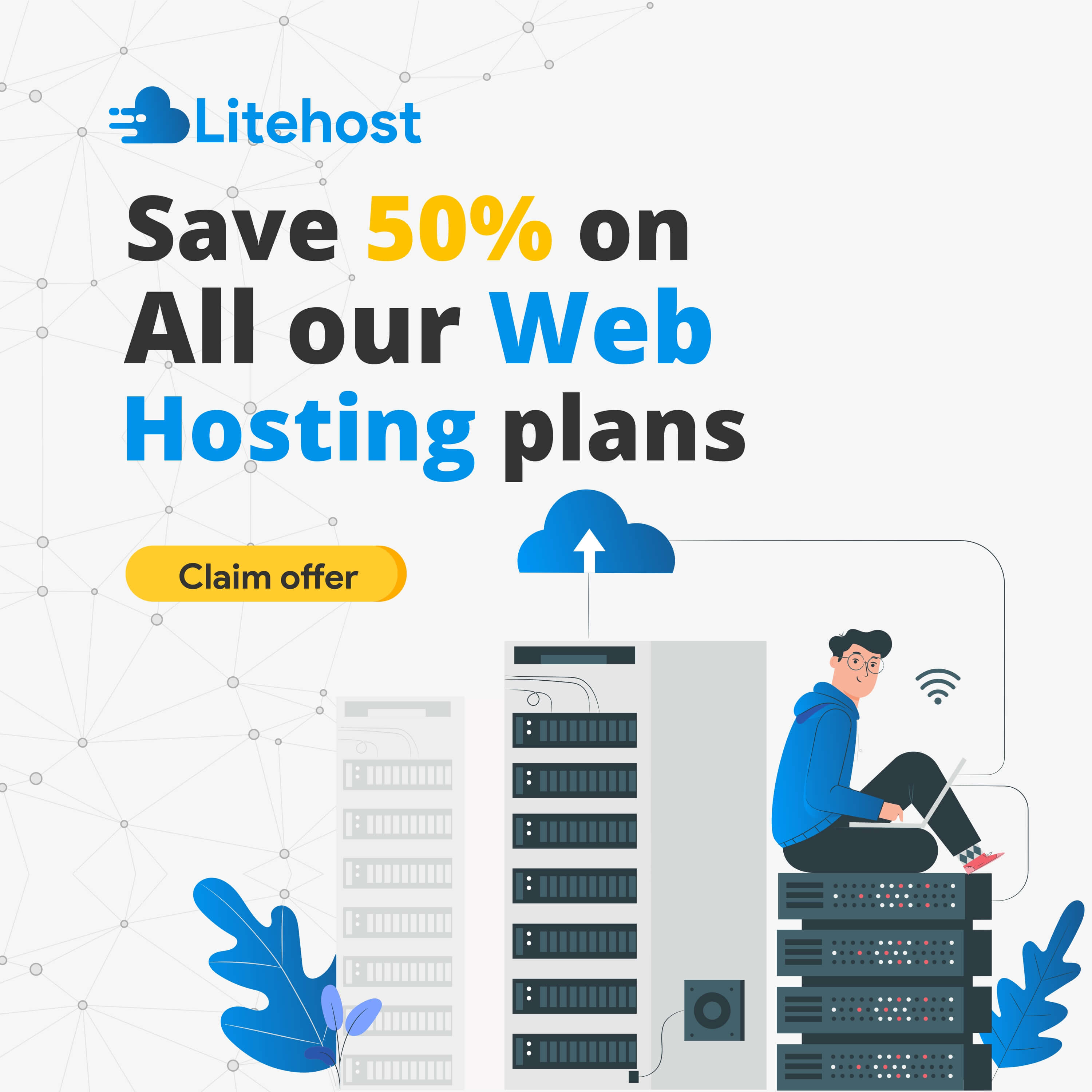 Litehost ad